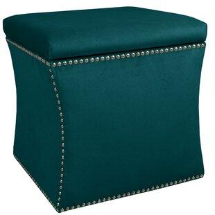 Brigette Storage Ottoman By Skyline Furniture