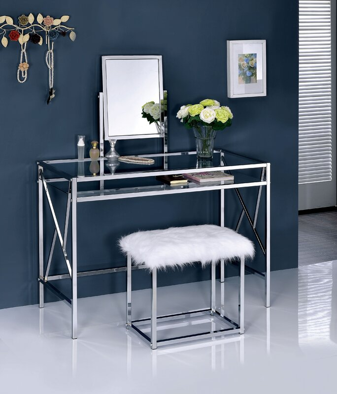 reviews with strikingly mirror alcott hill house ideas design decorations gannaway set vanity