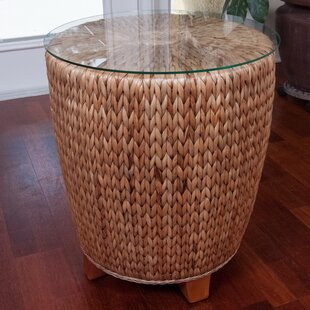Great choice Pringle End Table By Bay Isle Home