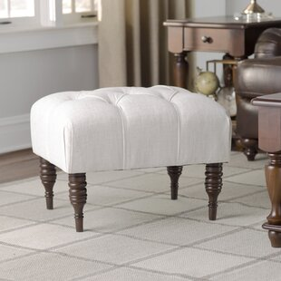 Fairmount Cocktail Ottoman by Darby Home Co