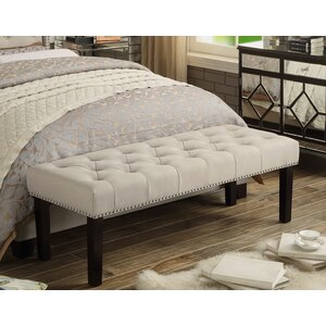 Eider Upholstered Bench