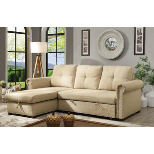 Laffey Sleeper Sectional
