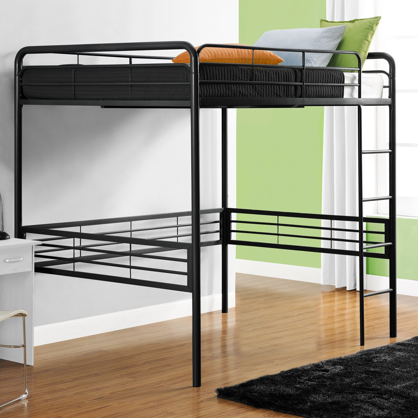 Viv Rae Maximillian Full Size Loft Bed Reviews