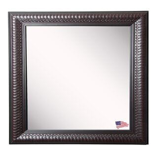 Deals Kimzey Royal Curve Wall Mirror By Charlton Home