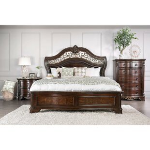 Gladden Panel Configurable Bedroom Set