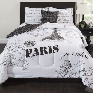 Paris Themed Bedding | Wayfair