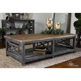 Aime Coffee Table by Gracie Oaks SKU:AD536415 Details