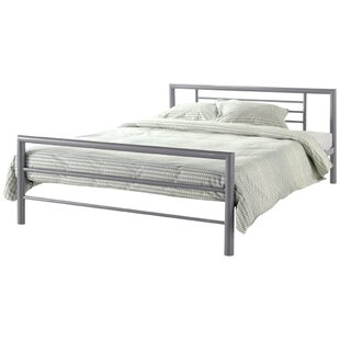 Hollins European Kingsize Bed By Mercury Row