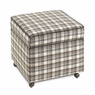 Ryder Storage Ottoman by Eastern Accents