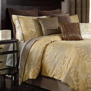 Sandrine 4 Piece Comforter Set