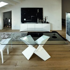 Sapphire Dining Table by Rossetto USA