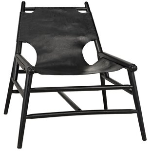 Tiger 24 Side Chair by Noir