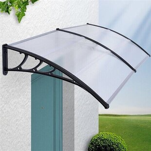 Mazie 0.1m W X 0.2m D Door Canopy Image