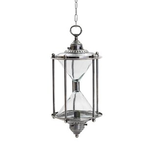 Wickson Hanging Hourglass Mini Pendant by Breakwater Bay