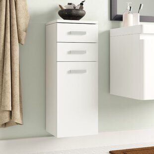 Zephyrine 30cm X 79cm Wall Mounted Cabinet By Mercury Row