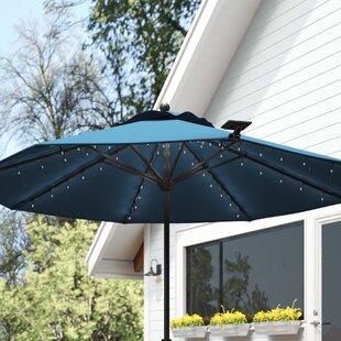 Aaron Solar Umbrella Lighting