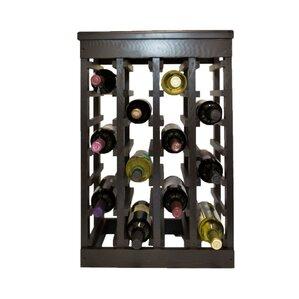 24 Bottle Floor Wine Rack by El Mar