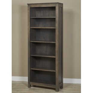 Find for Lino Standard Bookcase by Millwood Pines