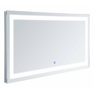 LED Wall Mounted Bathroom Mirror