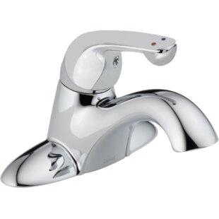 Delta Centerset Lavatory Faucet with Less Po..