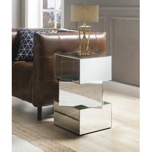 Orren Ellis Xidias End Table