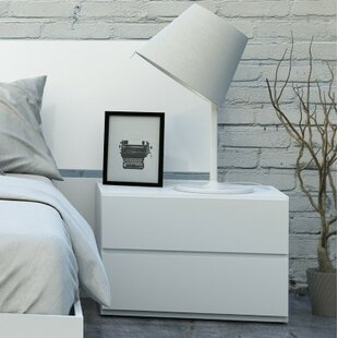 Best Reviews Bowlin 1 Drawer Nightstand by Isabelle & Max Reviews (2019) & Buyer's Guide