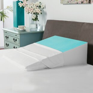 Alwyn Home Ziggy Bed Wedge Memory Foam Pillow