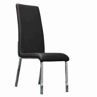 Orren Ellis Stubbs Upholstered Dining Chair (Set of 2)