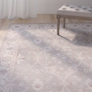 Dubuque Taupe Area Rug
