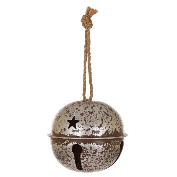 Galvanized Christmas Bells Wayfair
