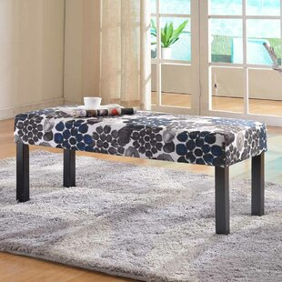 Ebern Designs Sherri Upholstered Decorative Bench