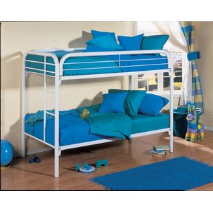 Top Reviews Twin Over Twin Bunk Bed by InRoom Designs Reviews (2019) & Buyer's Guide