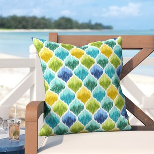 Bradenville Tide Pool Caribbean Outdoor Throw Pillow
