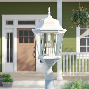 Claremont 3-Light Lantern Head by Sol 72 Outdoor