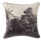 Northstate Tropical Landscape Image Throw Pillow