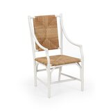 Arm Chair in White by Chelsea House