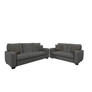 Cheriton 2 Piece Living Room Set by Latitude Run