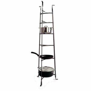 Premier 6-Tier Cookware Standing Pot Rack