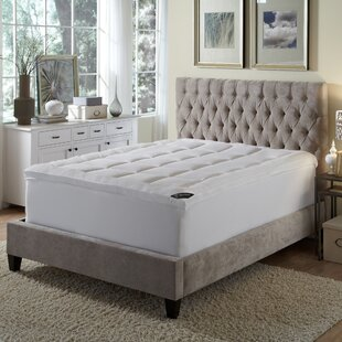 High-Loft Polyester Mattress Pad