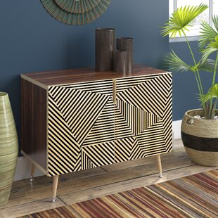 Columbus 2 Door Accent Cabinet by Mistana