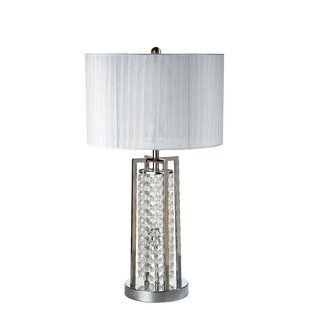 28 Pillar Style Table Lamp