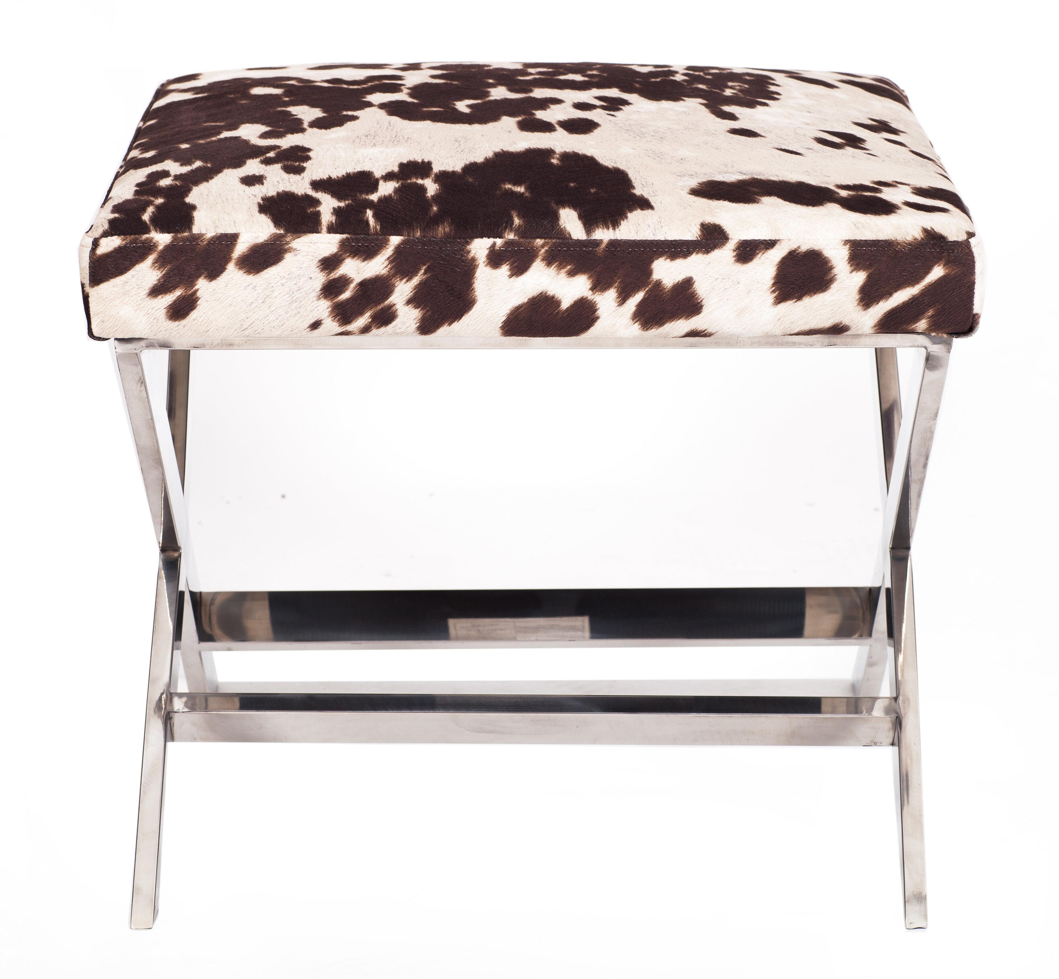 direct paul ottoman tilda zebra cowhides products cowhide robert