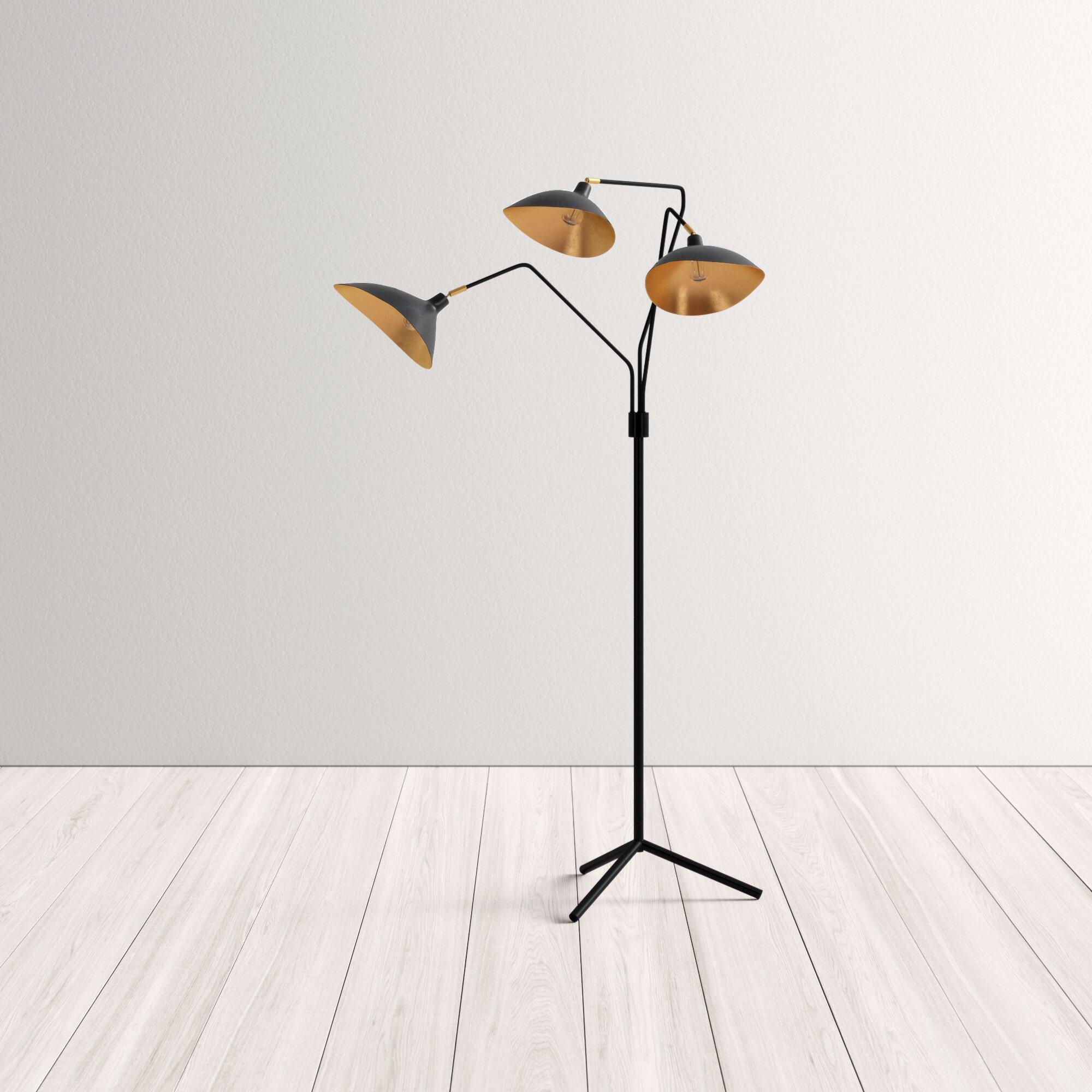 Bert 69 5 Tree Floor Lamp Reviews