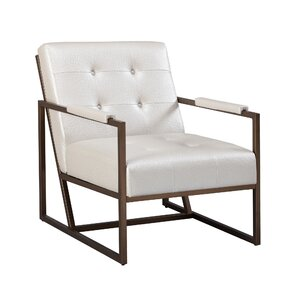 Waldorf Chaise Lounge Chair by INK+IVY