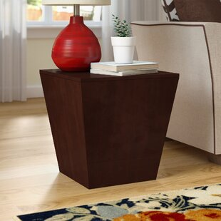 Latitude Run Barnesville Multifunction Storage Cube End Table