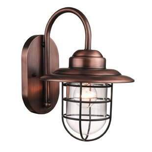 Fitzhugh Wall Bracket Outdoor Barn Light