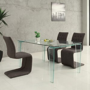 Crystal Dining Table by Creative Furniture