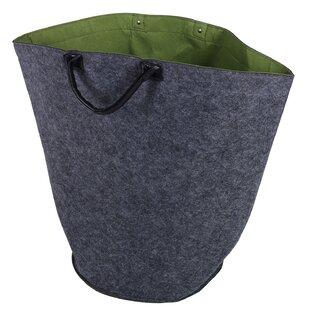 Halina Laundry Bag By Symple Stuff