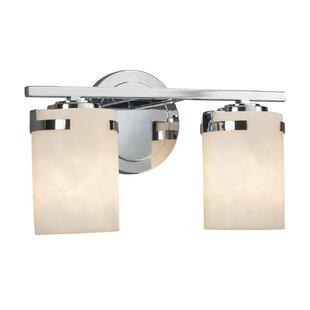 Brayden Studio Genaro 2-Light LED Vanity Light