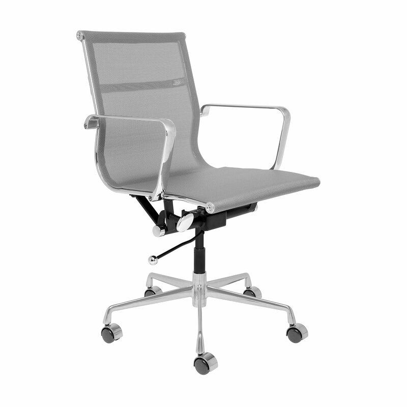 Latitude Run Gibsonville Ergonomic Mesh Office Chair Wayfair Ca